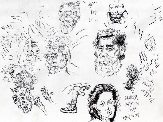 Random Scribblings (004)
